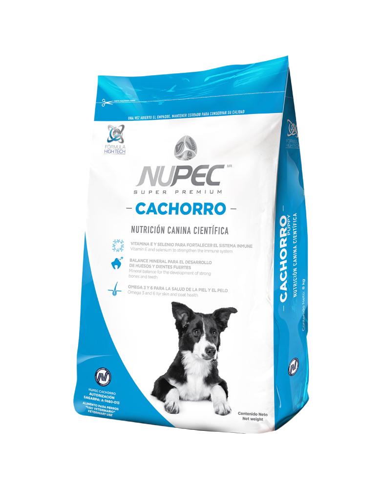 Nupec Cachorro 20kg El Perro Azul