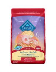 Blue Buffalo Gato Adulto Hogareño Receta de Salmón y Arroz