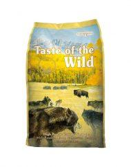 Taste of the Wild High Prairie Canine de Bisonte y Venado Asado para Adulto